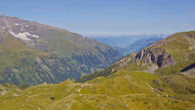 View from Grossglockner