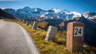 Grossglockner and the High Alpine Road