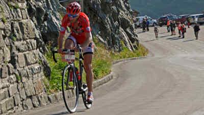 Die Bike Challenge - Highlight auf der Hochalpenstrasse