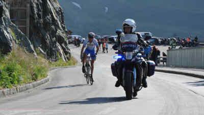 Die Bike Challenge am Großglockner
