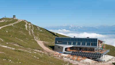 Gipfelhaus Dobratsch in Kärnten