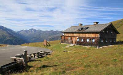 Berghütte Mesenaten - Großglockner Hochalpenstraße