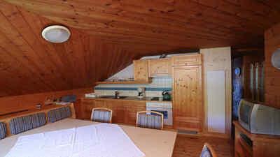 Gemütlich schlafen in der Mesenaten Hütte