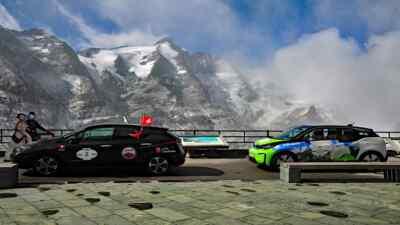 Wave Trophy 2018 Grossglockner High Alpine Road