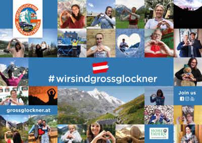 We are Grossglockner
