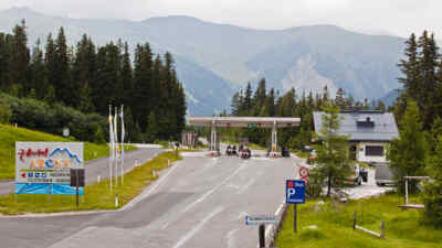 Kassenstelle Gerlos Alpenstrasse