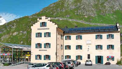 Zu Gast im Alpincenter Glocknerhaus