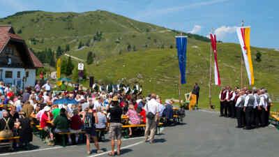 50 Jahre Villacher Alpenstrasse