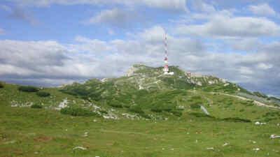 Villacher Alpenansicht Panorama